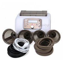 Vibrating electric breast enlargement breast massager machine