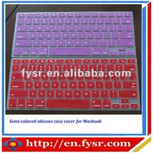 Silicone Colorful Printed keyboard Cover for Laptop