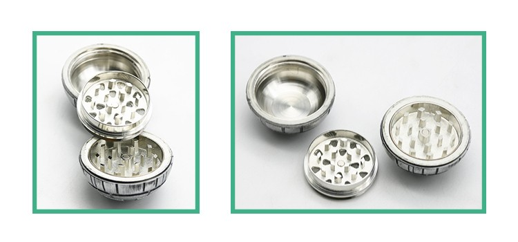 latest trending products 2018 engraved herb grinder 4 piece manufacturer china