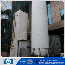 low pressure 50 Nm3/h High Quality Air Separation Plant nitrogen producing plants hospital oxygen plant