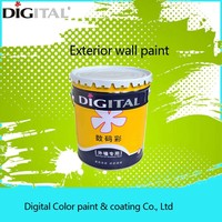Excellent construction performance good weathering resistance paint coating