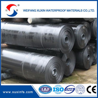 plastic HDPE geomembrane for fish pond liner