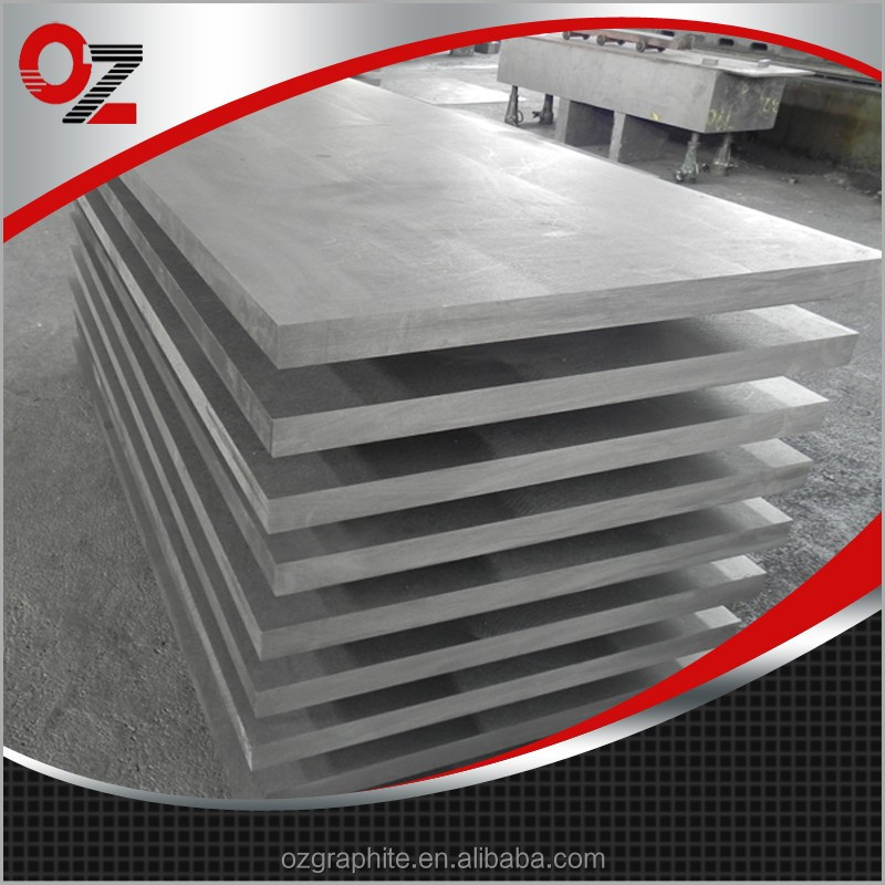 extruded Graphite Anode Plate Electrolysis