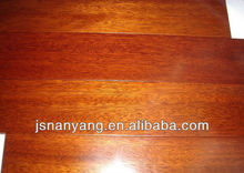 manufacturer price Merbau multi-layer wood parquet flooring with CE,ISO9001-2008,FSC certificates