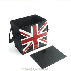 Wholesale Non Woven Fabric Covered Foldable Storage Boxes
