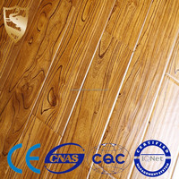 antistatic antibacterial laminated hardwood flooring