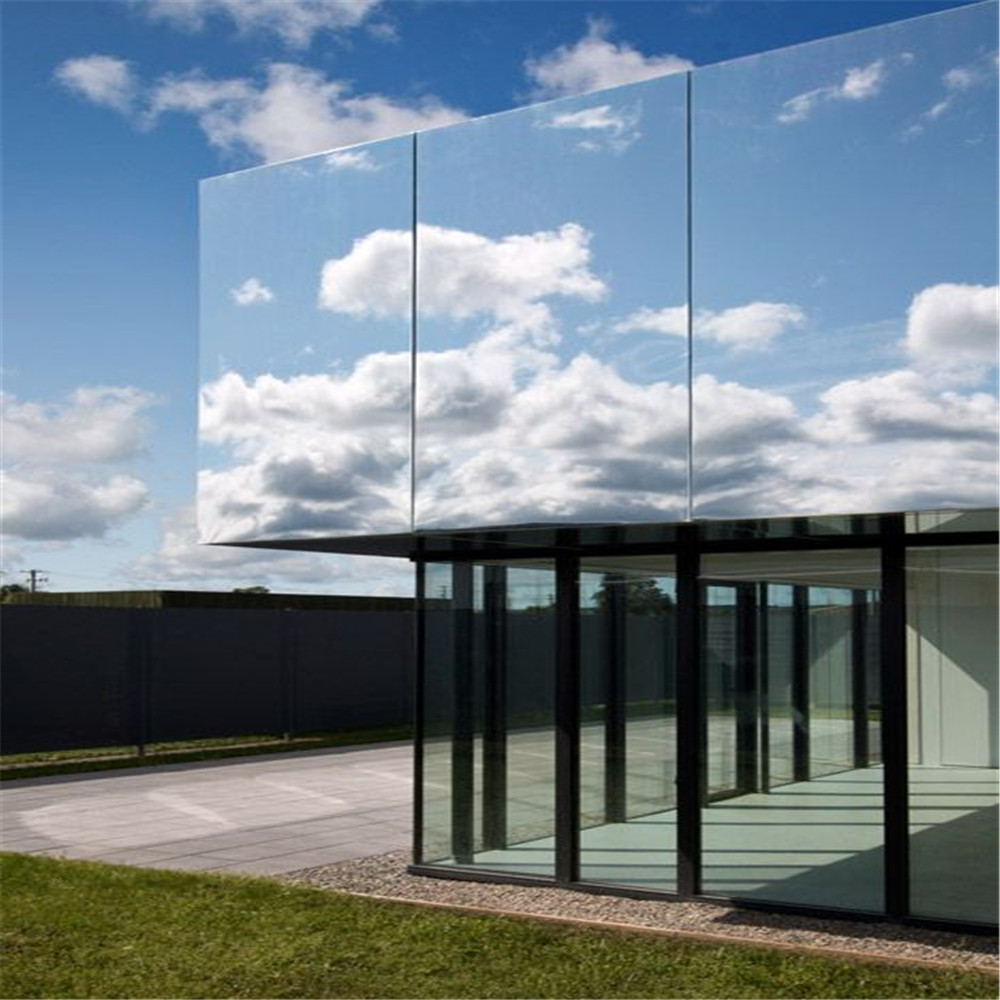 Promotional Glass curtain wall for residential house
