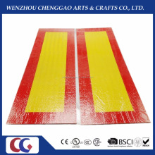 BR-Truck chevron reflective warning tape