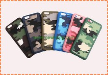 Hotsale Camouflage TPU Back Cover Case For Iphone Se 5 6 6s Plus
