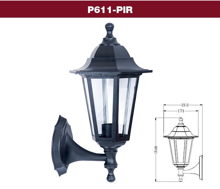 Vintage Outdoor Garden Light,Decorative Plastic Wall Mount Lantern Light,Antique Outdoor Garden ...