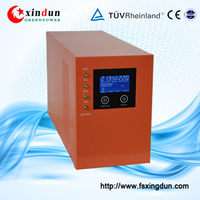 LCD Display 1000W Off-grid Solar Power Inverter with MPPT Controller for Solar Power System