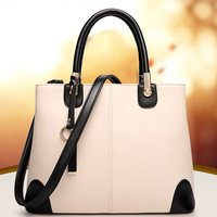 Best Selling Leather Business Bag with Secret Compartment Ladies Leather Briefcase