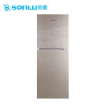 Top freezer with Top mounted refrigerator