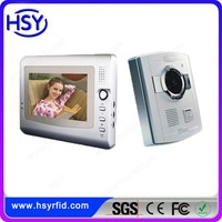 7inch Commax Color Video Door Phones for video intercom