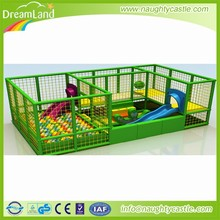 Cheap Daycare Children Plastic Playground Indoor Equipment