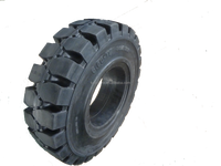 2016 new china factory supply 6.50-10 forklift solid tire