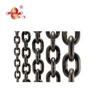 China Manufacturer G80 Galvanized Lifting Link