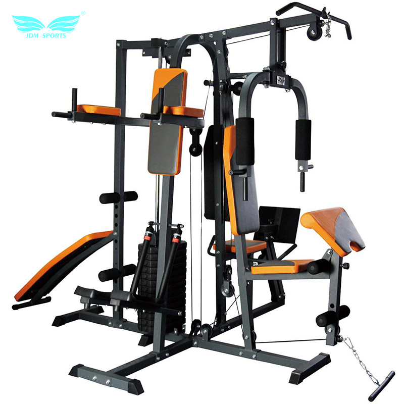 Fitness equipment online commercial home multi gym with boxing bag