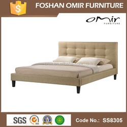 Omir furniture bed designer furniture teak wood craft bed furniture beds SS8305