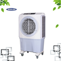 5000m3/h strong air flow evaporative air cooler with remote controller
