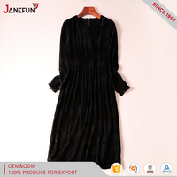 Blank cocktail trendy formal dress for the women