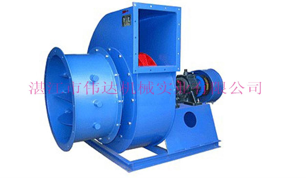 General Industrial Equipment Ventilation Induced Draft Fan