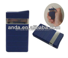 High quality personalized Dunhill branded golden wind-proof metal gas lighter