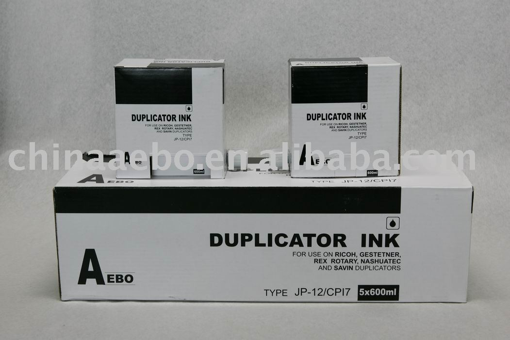 RICOH JP 12 COMPATIBLE INK(SGS QUALITY