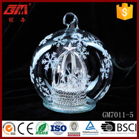 wholesale chriatms QVC glass decoration ball