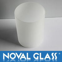 Frosted glass lamp shade, Dcorative Glass Shade, Art Glass Lamp Cover