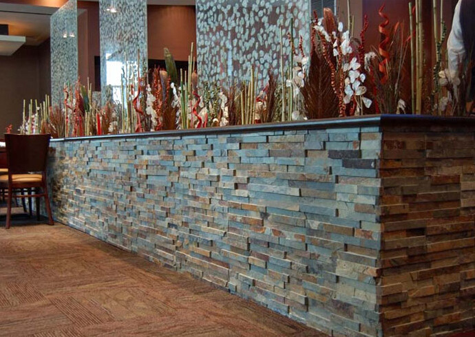 Paneles Imitacion Piedra Para Exterior. Trendy Finest Materiales De ...