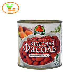 Good Taste Canned Red Kidney Beans From China