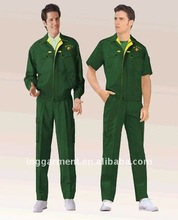 Custom Made Cotton Work Uniform