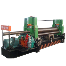 <strong>W11S</strong>-45*4000 Hydraulic Upper Roller Universal Metal Plate <strong>Rolling</strong> <strong>Machine</strong> with best price