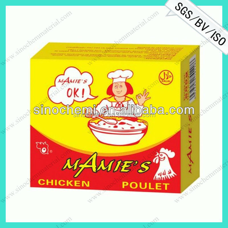 China Professional Manufacture OEM jumbo bouillon cube