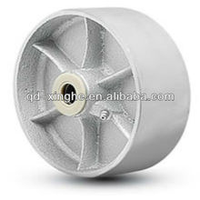 iron cast pulley wheel & iron casting pulley wheel