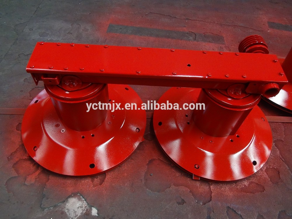 Tractor rear disc drum mower for best price