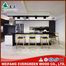 kenya modular kitchen cabinet from china factory