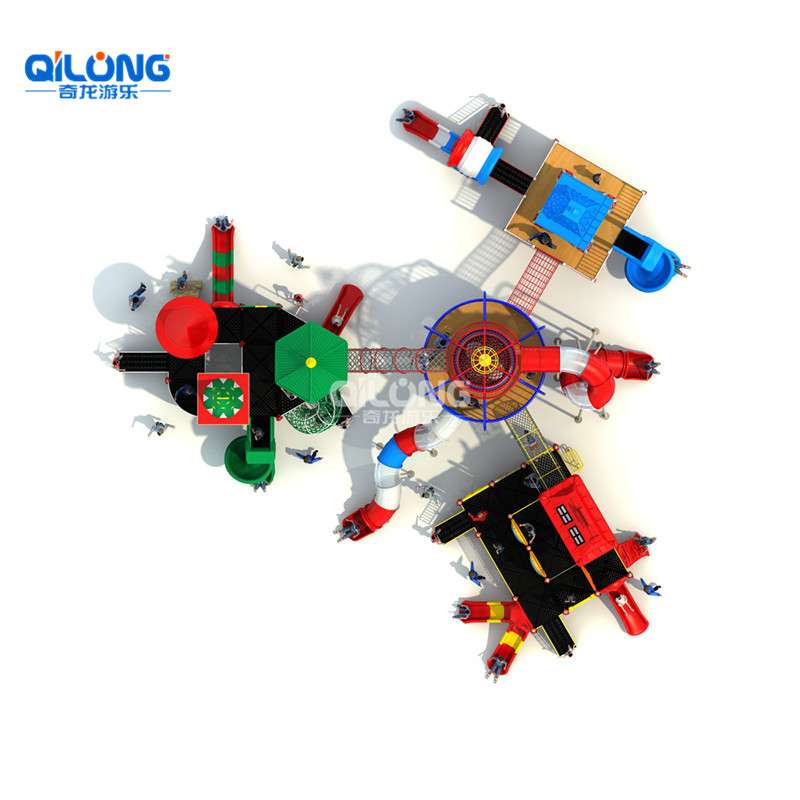 Modern Children Park Toys Outdoor Playground Equipment, Playground Outdoor