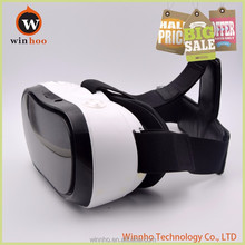 High quality 3d glasses virtual reality all in one vr box