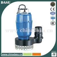 Aluminum Centrifugal Submersible Pump for Clear Water