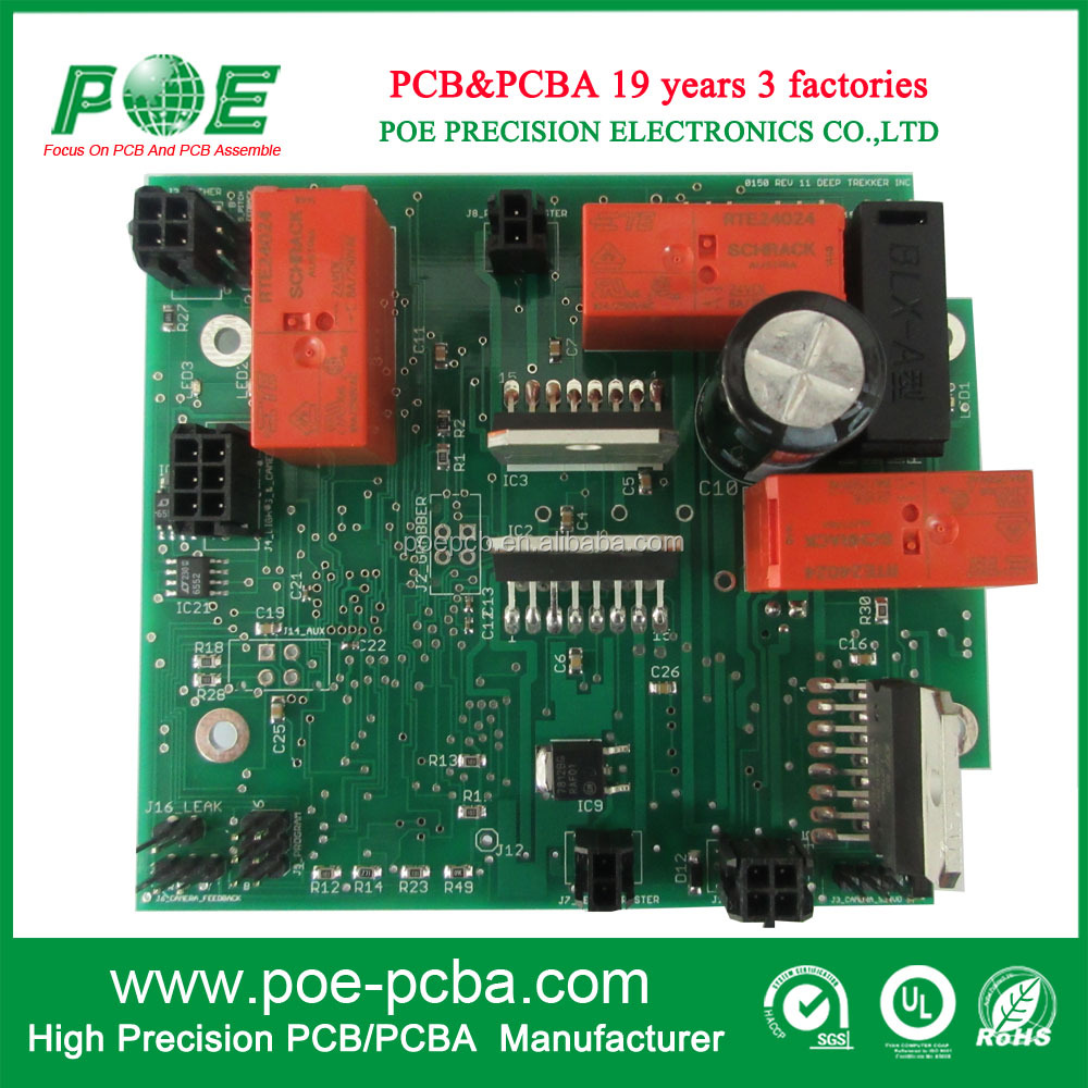 PCBA OEM Factory China offering Circuit Board Assembly