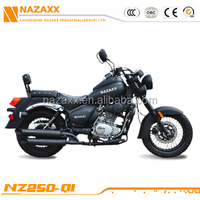 NZ250-Q1 2016 New 250cc Barato Proeminenter Hot Sales Adults Chooper/Media Motorcycle/Motocicleta