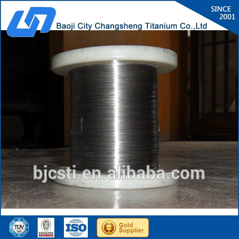 Multifunctional flat titanium welding wire for wholesales
