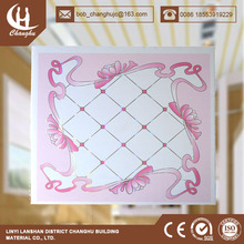 construction building pvc ceiling panels in haining china made in china