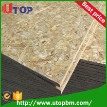 acceptable 4X8 osb board plywood prices from Linyi