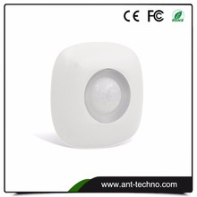 bluetooth 4.0 battery level monitoring 360 Degree wireless Ceiling mounted motion sensor/PIR sensor detector