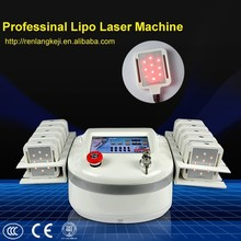 New Products! RL-LIPO! 650nm i lipo laser slimming machine/laser fat removal home