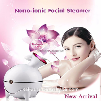 Kakusan skin care facial steamer vaporizer for personal use