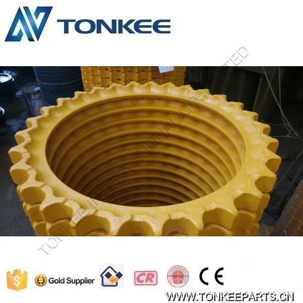 China Made D4D drive sprocket D4D Sprocket for bulldozer